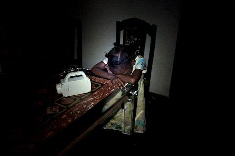 Lights Out. Kinshasa.