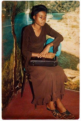 Biwa Muya. From a Muya family photo album. Photographer unknown. Kinshasa, D.R.C., c. 2010.