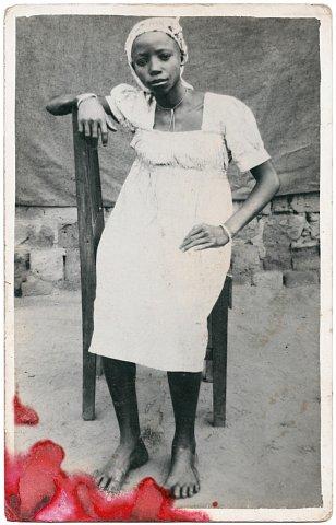 Photograph by Lema Mpeve Mervil Or Lema senior. Kinshasa, D.R.C., c. 1940-1980.