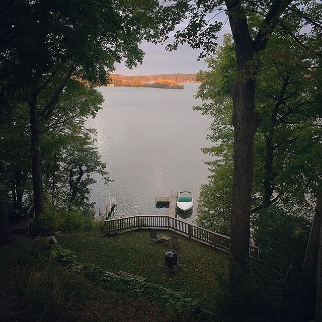 #morning #minnesota #midwest #lakeminnetonka #family #thisisnotnyc