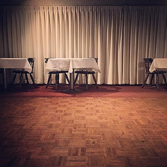 This dance floor has seen some stuff go down. It's waiting for you. #michigan #gladstone #baydenoc #nostalgia #minnesotatonewyork #upperpeninsula #roadtrip #usa #dancefloor
