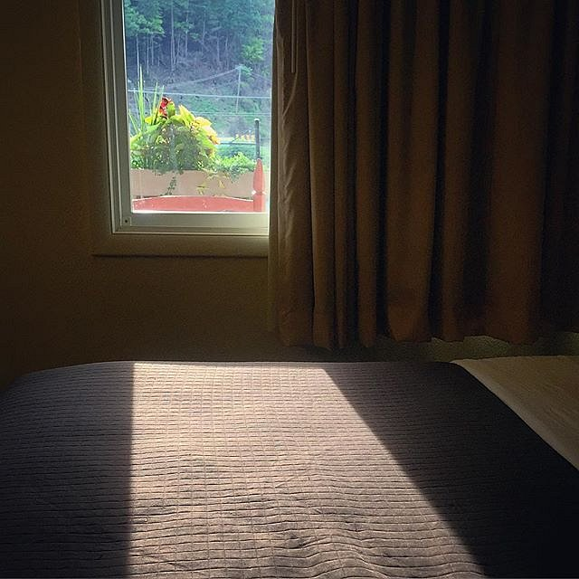 #morning #hotel #light #northcarolina