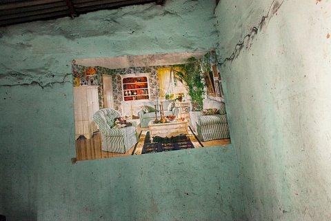 Living Rooms. Kinshasa.