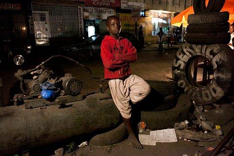 Commune of Kalamu. Kinshasa.