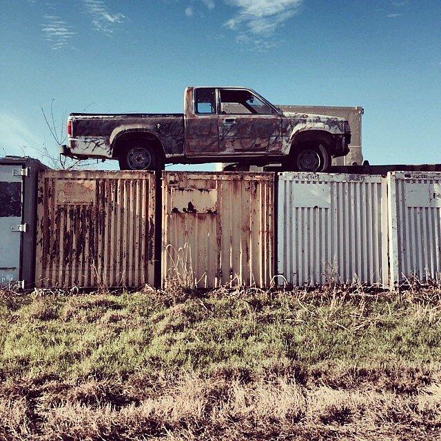 #texas #usa #36hours #hillcountry #family #junkyard #eddie&thecruisers;