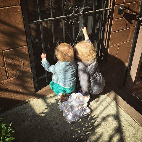 #Brooklyn #newyork #usa #daycare #carrollgardens #blonde