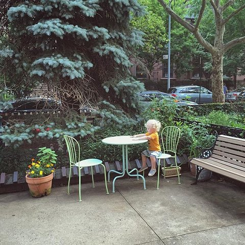 #errol #imagination #brooklyn #newyork #usa #carrollgardens #wonderland #family #summer