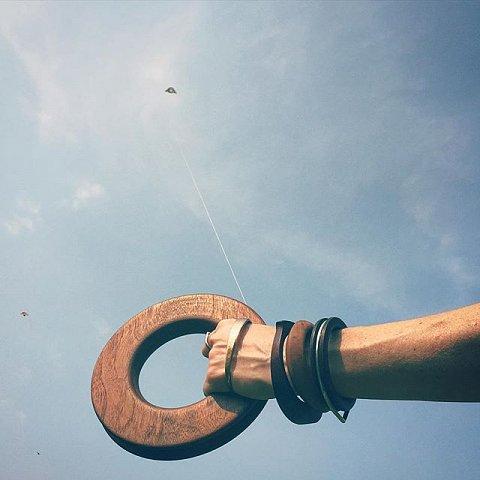 #governorsisland #newyork #usa #timeout #family #friends #peace #summer #kite #kiteflying