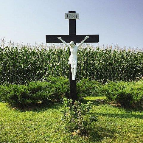 #minnesota #usa #country #ontheroad #religion #corn #family
