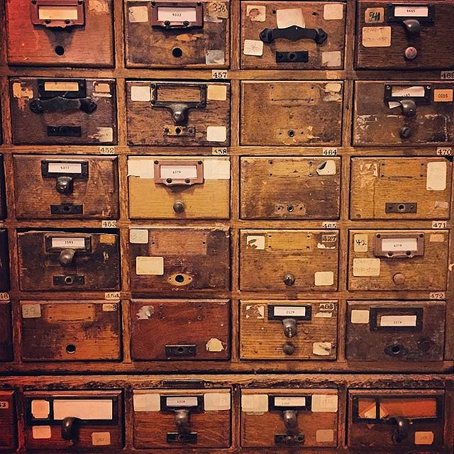 #nypl #onassignment #newyork #usa #cardcatalogue #remembering #archive #library