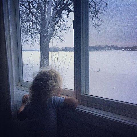 #snow #lakeminnetonka #minnesota #usa #errol #childhood