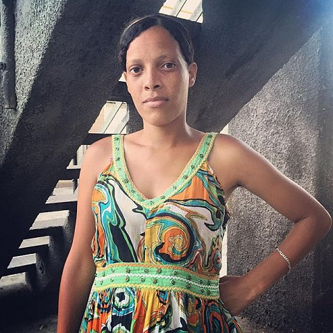 Fenestie Mary, 27, has lived in Manenberg all her life. She was married there two days ago. SS: What does Manenberg mean to you? FM: Manenberg means a lot. The people think it is a naughty place, full of rudeness, that they just kill the people in Maneneberg, but it's not like that. I love Manenberg. SS: How have the gangs impacted your life? FM: If you are a gangster in Manenberg, the other people treat you like a gangster. I see good people here, and bad people. I'm a bit scared, but the gangs don't look for trouble with us people, only the other gangsters. Some rob innocent people. The gang leaders punish the gangsters who hurt innocent people. SS: What do you think could bring about change in Manenberg? FM: Dancing class or drama class or sports for the people.  #lovefrommanenberg #capetown #capeflats #southafrica #manenberg