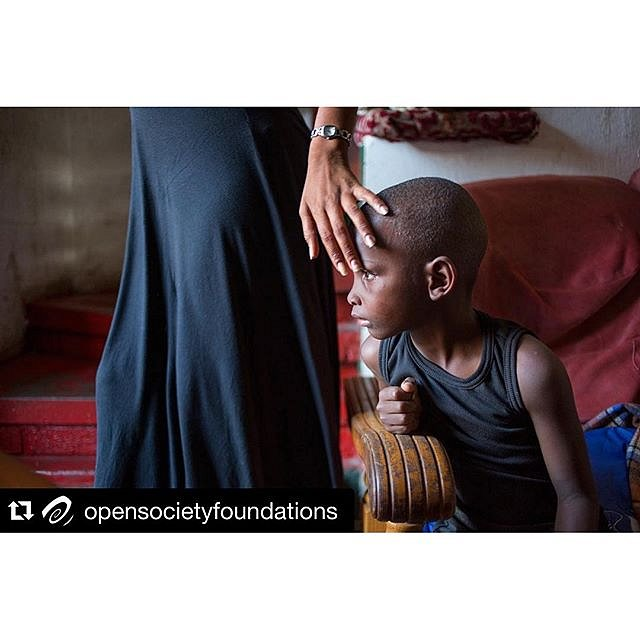 Repost from @opensocietyfoundations. Follow them!