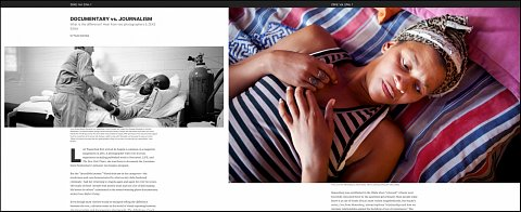 """""""Documentary vs. Journalism: What is the difference? Hear from two photographers & ZEKE Editor"""" <br>Photographs and interview published April 2016 in Zeke: Vol.2/No.1.<br>  <a href=""""http://www.zekemagazine.com/#!blank/atqmw"""">Zeke Digital Access and Archives</a>"""