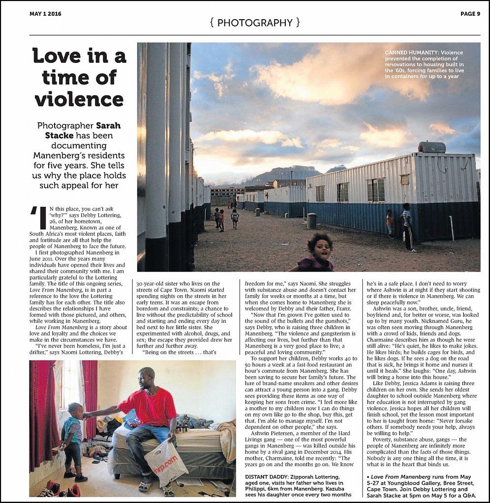 Sunday Times Lifestyle Magazine