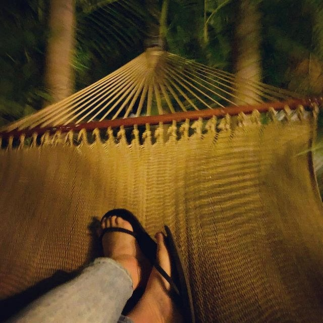 #hammock #keywest #nightvibes