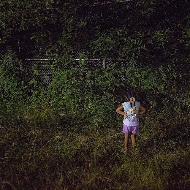 Hunting fireflies behind the scenes of the 2018 Pow Wow in Cherokee, NC. #firefly #fireflies #cherokee #northcarolina #forcedgeographies #twentyfirstcenturycherokee