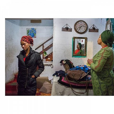 Earlier this week the gang violence in Manenberg made the New York Times, with sobering pictures by Joao Silva and words by Kon de Greef. In an attempt to suppress the murders, the army will maintain a presence in Manenberg and the surrounding area, known as the Cape Flats, for about 60 more days.  I've been working in Manenberg since 2011, looking at the ways a community plagued by gang violence –– stemming from historical, geographical, cultural, and governmental oppression –– looks to the future and manages the loves, losses and predictabilities of daily life.  #lovefrommanenberg #gangviolence #forcedgeographies #longtermdocumentary #southafrica #capetown #capeflats #manenberg #faith #apartheid #legacyofapartheid
