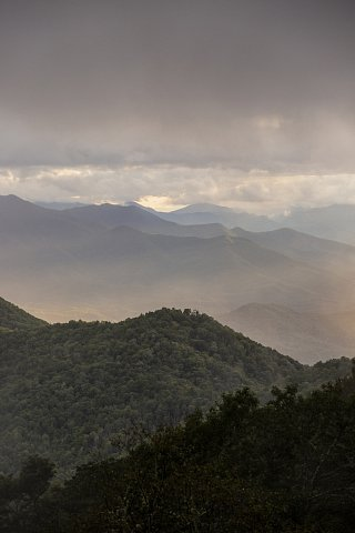 Today there are more than 16,000 members of the EBCI. About half of the tribe's members live on the approximately 56,000 acre Qualla Boundary in the mountains of North Carolina.<br>September 2020.